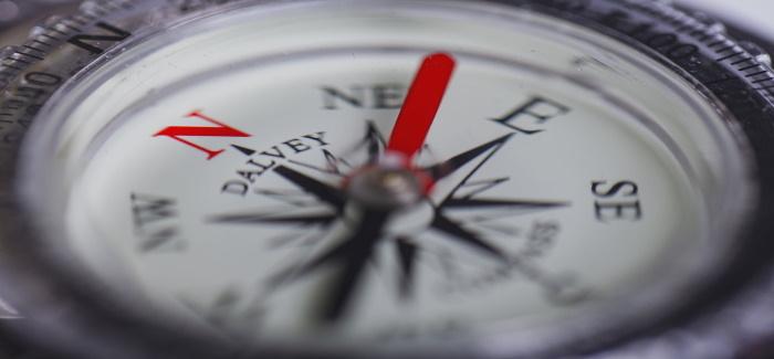 Klare Werte als Kompass für Deine Veränderung