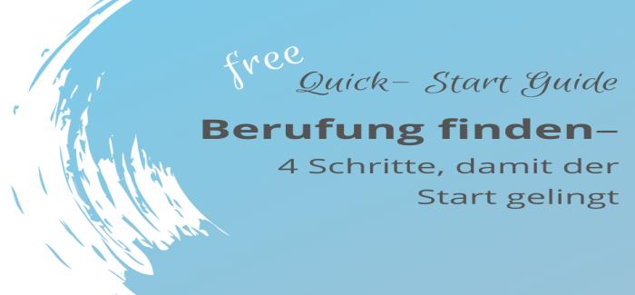 Free: Quick- Start Guide Berufung finden